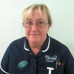 Diana Lane, Clinical Lead